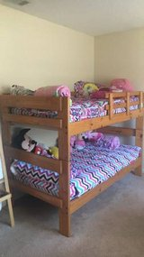 TWIN SIZE BUNK BED - $400 OBO in Hinesville, Georgia