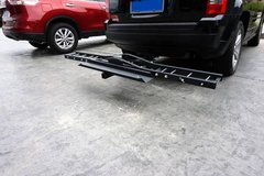 Heavy Duty Motorcycle Dirtbike Scooter Steel Carrier Hauler Hitch Rack in Perry, Georgia