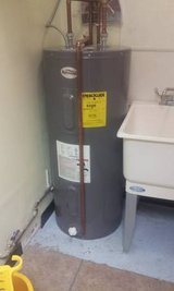 240 Volt Richmond 40 gallon hot water heater in DeKalb, Illinois