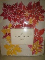 New pottery barn kids set of 20 leaf leaves inserts gabriella drape drapes drapery in Lockport, Illinois