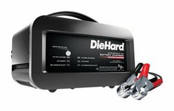 Diehard Fully Automatic 12v Battery Charger - MODEL 71323 in Joliet, Illinois
