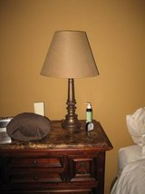 2 Stiffel Brass Lamps - Bedroom - Living Room - Family Room in Naperville, Illinois