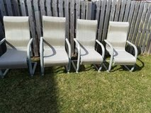 4 patio chairs in Bolingbrook, Illinois