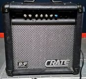 Crate Combo Amp GFX-15 Guitar Amplifier w/ Digital Effects Processing in Lockport, Illinois