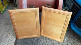 2 WOOD DOORS FOR PROJECTS in Joliet, Illinois