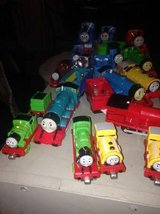 Lots of Thomas the Train Not sure if any are collectible but... in Beale AFB, California