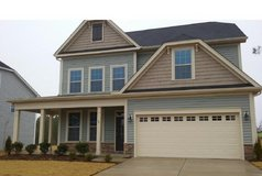 New to the area, means New Home in Fort Bragg, North Carolina