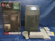 "LG 17"" Portable Air Conditioner with 12000 BTU Cooling Capacity in Bolingbrook, Illinois"