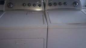 Whirlpool Matching Washer and Dryer in Fort Rucker, Alabama