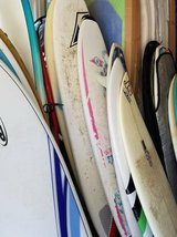 Surfboard> BIC Funboard and longboards I have several buy and try! in Wilmington, North Carolina
