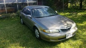 98 Mazda 626...runs good in Baytown, Texas
