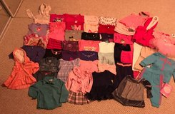 Girls Clothes 18mths-2T in Sugar Grove, Illinois