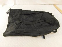 black sleeping bag / system compression stuff sack bag hiking camping 33865 in Huntington Beach, California