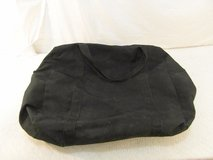 """military surplus flying circle bags black 31"""" x 23"""" button & zipper closed 33847 in Fort Carson, Colorado"""