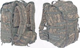 molle ii cif issued regulation acu digital complete ruck large rucksack 33835 in Fort Carson, Colorado