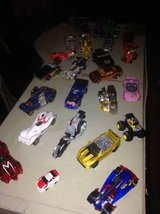 Toy Cars in Vacaville, California