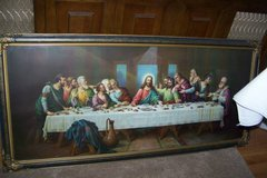 Last Supper Framed Print in Elgin, Illinois