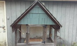 Chicken House with Slate Roof in Elgin, Illinois