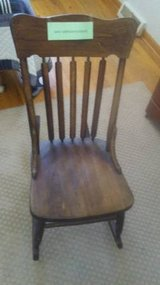 Early American Rocking Chair in Bartlett, Illinois