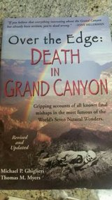 Over the Edge Death in Grand Canyon in Temecula, California