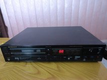 VINTAGE PIONEER PD-6010 COMPACT DISC CD PLAYER w/ remote n manual in Travis AFB, California