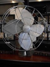 Amazing Old Desk Fan in Naperville, Illinois