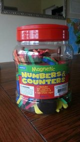Lakeshore Learning Magnetic Numbers and Counters in Bartlett, Illinois