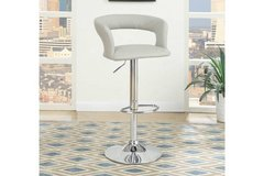 New Gray Swivel Bar Stool FREE DELIVERY in Miramar, California