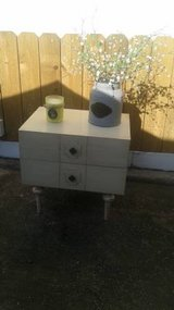 Vintage Side Table / Nightstand in CyFair, Texas