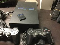 Play Station 2 Console plus 32 games in St. Charles, Illinois