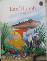 RARE Vintage 1991 Tom Thumb Classic Fairy Tale Hard Cover Book Ages 4 - 8 in Yorkville, Illinois