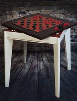 Antique Game Table in Bartlett, Illinois