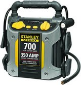 Stanley 350 Amp Battery Jump Starter with Compressor - NEW! in Joliet, Illinois