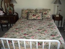 WAVERLEY COMFORTER SET REVERSIBLE in Bartlett, Illinois