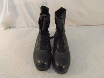 military surplus black mickey mouse airbourne us 14 r 14 regular boots 33890 in Huntington Beach, California
