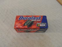 duralast slotted / chamfered edge official nascar brakepads 1 set only 33895 in Huntington Beach, California