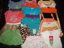Girls Summer Clothes size 4T 5T in Tacoma, Washington