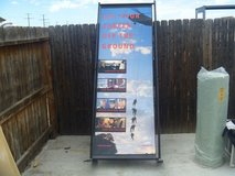 recruitment posters stand for recruiters 6.5 stand w/ posters in Huntington Beach, California