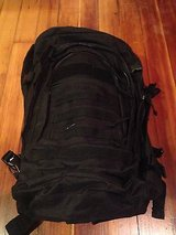 black bugout gear 3 day assault pack in Fort Drum, New York