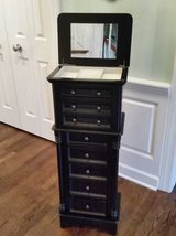 Jewelry Cabinet in Naperville, Illinois