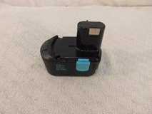 hitachi eb 1820l 18 volt black blue rechargeable power tool battery 33944 in Fort Carson, Colorado