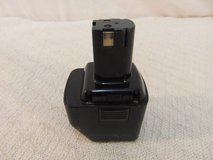 sears / craftsman 9.6 volt model 315.111080 black rechargeable battery 33945 in Fort Carson, Colorado