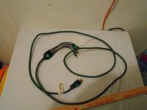 classic monster component video cable cables microsoft original xbox rare 40937 in Huntington Beach, California
