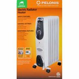 Pelonis Electric Radiator Heater - LIKE NEW! in Naperville, Illinois