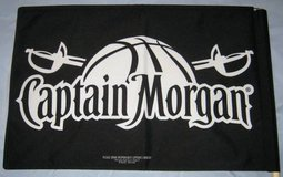 CAPTAIN MORGAN 2-SIDED FLAG in Elgin, Illinois