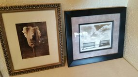 New matted and framed wall prints in Camp Pendleton, California