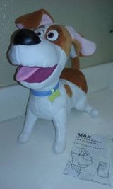 """The Secret Life of Pets - Max 12"""" Talking Plush Buddy in St. Charles, Illinois"""