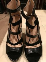 NINE WEST STRAPPY SHOES 6.5 in Travis AFB, California