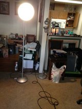 Fotolite lighting stand up floor Lamp.  Lamp head swivels in Roseville, California