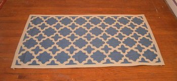 Indoor/Outdoor Rug - Never Used in Bartlett, Illinois